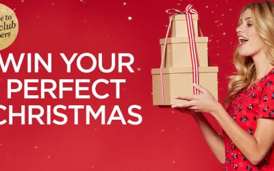 Win Your Perfect Christmas with Bon Marche