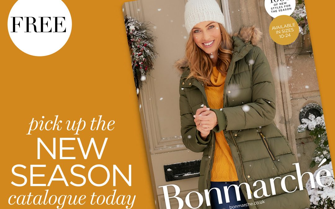 Bonmarché Christmas catalogue in store now