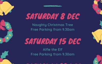 Free Christmas Festivities Every Saturday during December