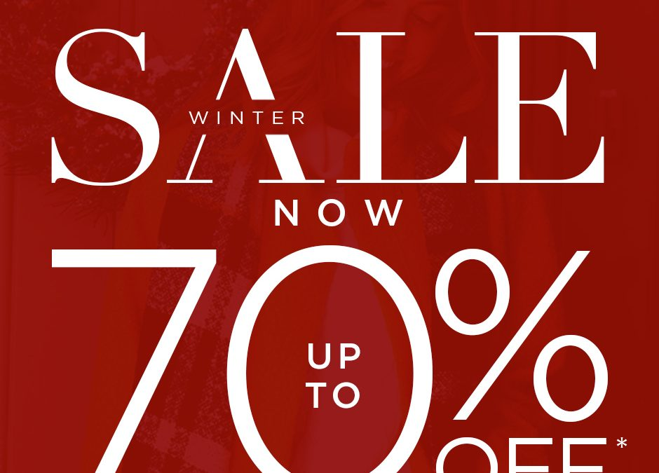 Winter Sale at Bonmarche